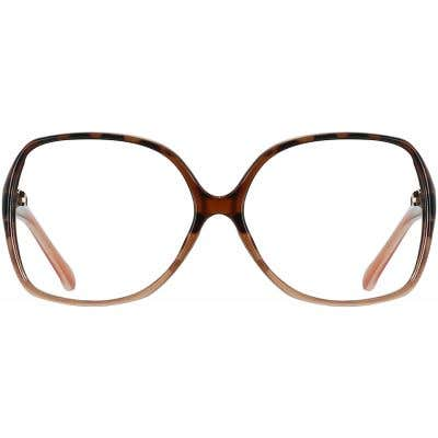 Rectangle Eyeglasses 136562