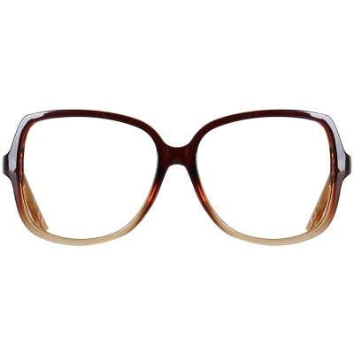 Rectangle Eyeglasses 136564