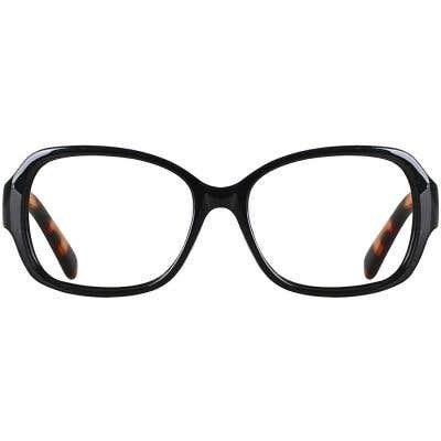Rectangle Eyeglasses 136566