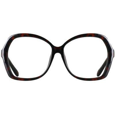 Rectangle Eyeglasses 136568