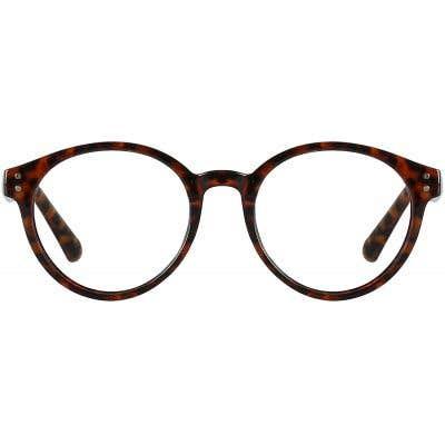 Round Eyeglasses 136573