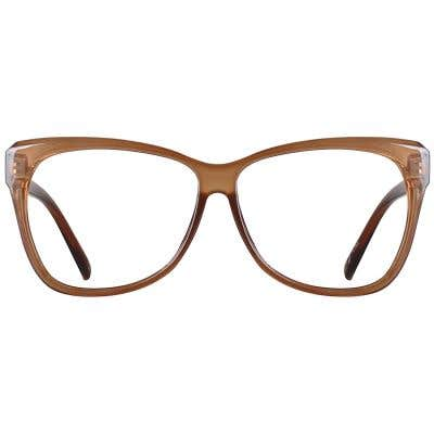 Rectangle Eyeglasses 136576