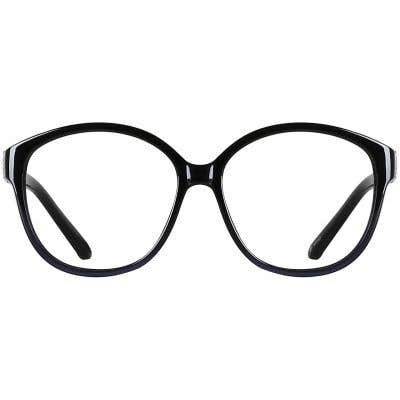 Rectangle Eyeglasses 136582