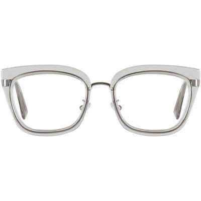 Rectangle Eyeglasses 136585