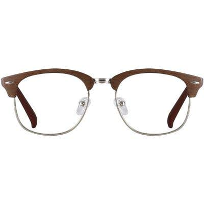 Browline Eyeglasses 136591