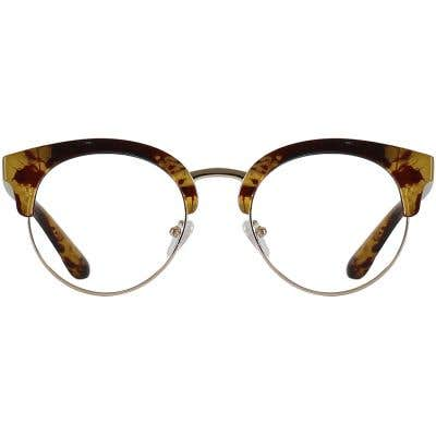 Browline Eyeglasses 136593