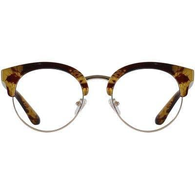 Browline Eyeglasses 136593