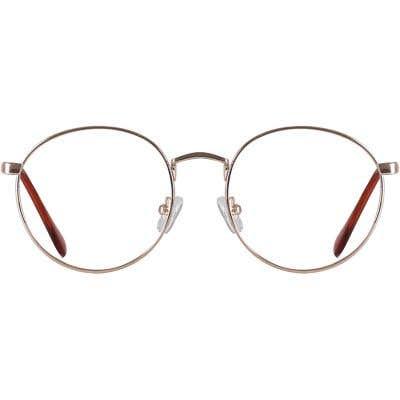 Round Eyeglasses 136602
