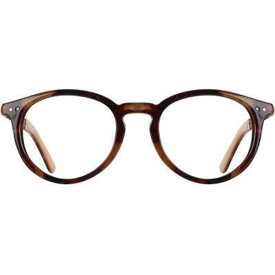 Round Eyeglasses 136604
