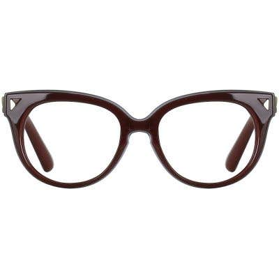 Cat Eye Eyeglasses 136608