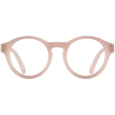 Round Eyeglasses 136609