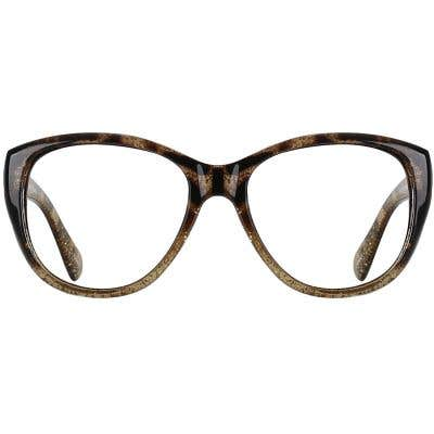 Rectangle Eyeglasses 136610