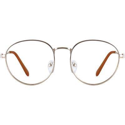 Round Eyeglasses 136611