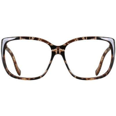 Rectangle Eyeglasses 136612