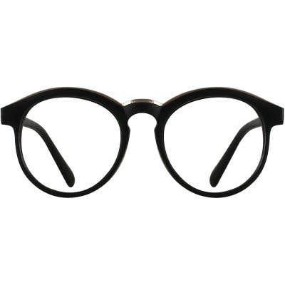 Round Eyeglasses 136628