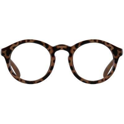 Round Eyeglasses 136636