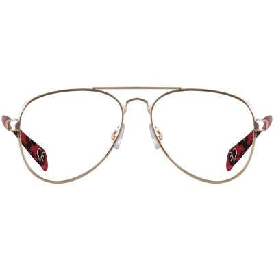Pilot Eyeglasses 136660-c