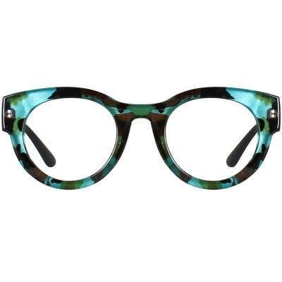 Round Eyeglasses 136679