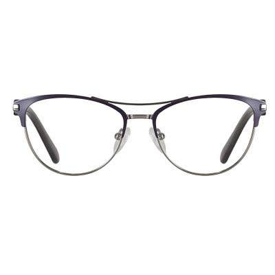 Cat Eye Eyeglasses 136684-c