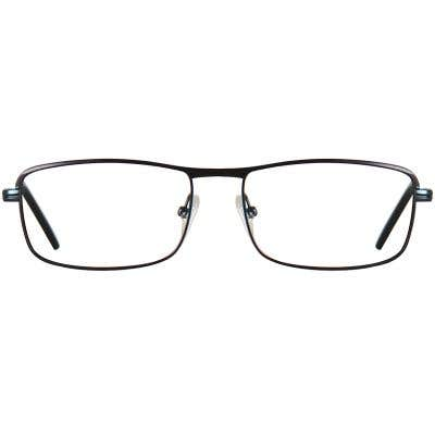 Rectangle Eyeglasses 136686-c