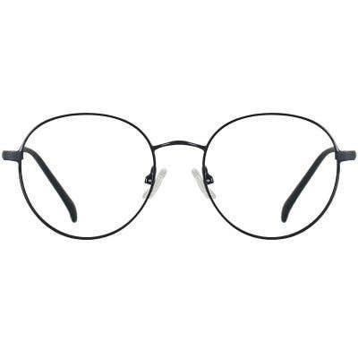 Round Eyeglasses 136709-c