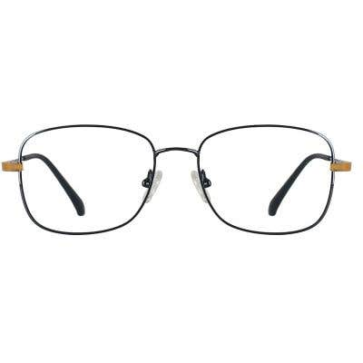 Rectangle Eyeglasses 136712-c