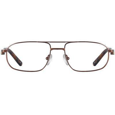 Pilot Titanium Eyeglasses 136724-c