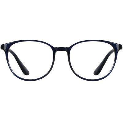Round Eyeglasses 136761-c