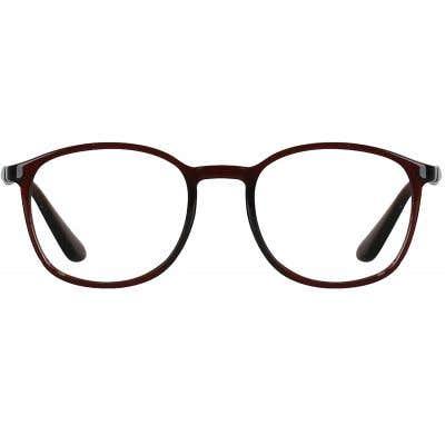 Round Eyeglasses 136788