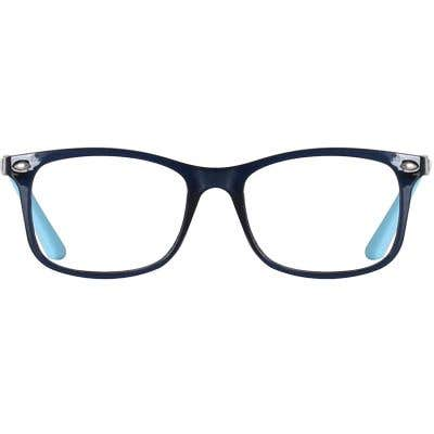 Rectangle Eyeglasses 136815-c