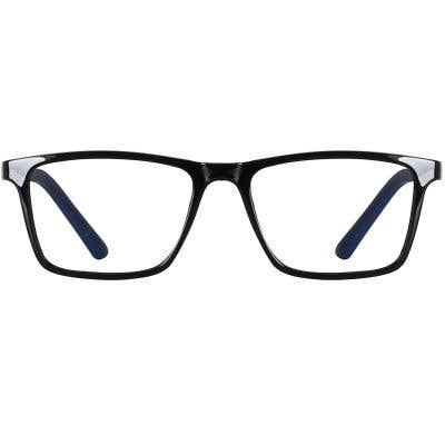 Rectangle Eyeglasses 136861-c