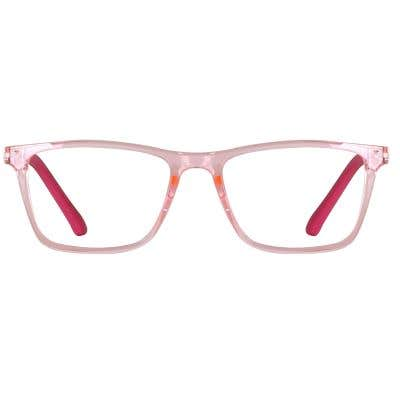 Rectangle Eyeglasses 136863