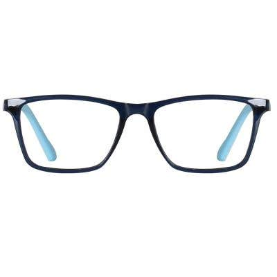 Rectangle Eyeglasses 136865-c
