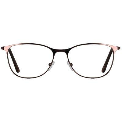 Cat Eye Eyeglasses 136966-c