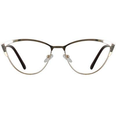 Cat Eye Eyeglasses 136990-c