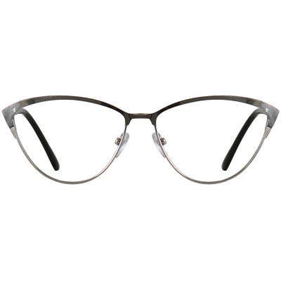 Cat Eye Eyeglasses 136994-c