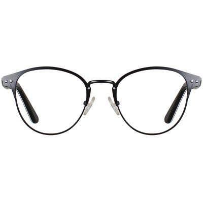 Round Eyeglasses 137013-c