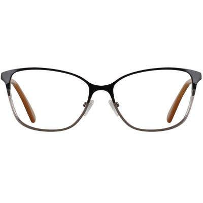 Rectangle Eyeglasses 137017-c