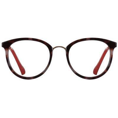 Round Eyeglasses 137032