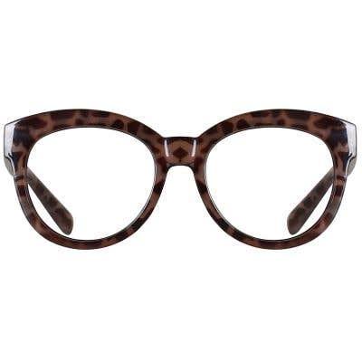 Round Eyeglasses 137043