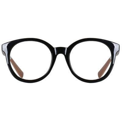 Round Eyeglasses 137048
