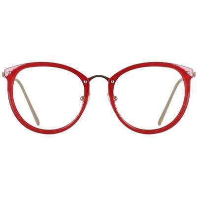 Round Eyeglasses 137057