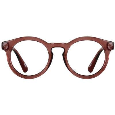 Round Eyeglasses 137060