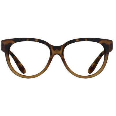 Cat Eye Eyeglasses 137066