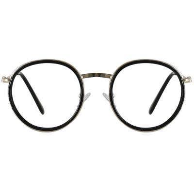 Round Eyeglasses 137072