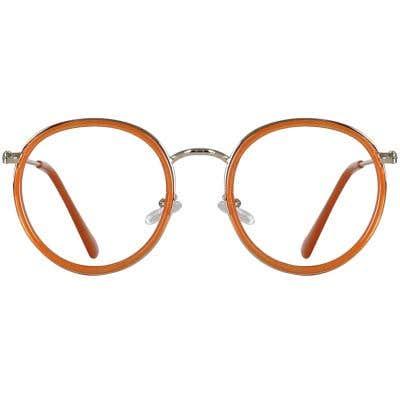 Round Eyeglasses 137073