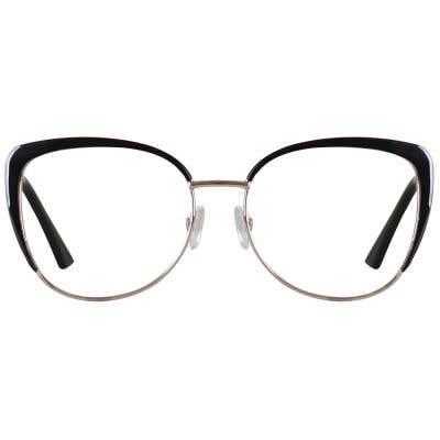 Cat Eye Eyeglasses 137091-c