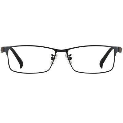 Rectangle Eyeglasses 137105-c