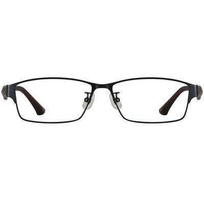 Rectangle Eyeglasses 137109-c