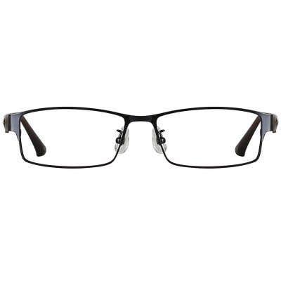 Rectangle Eyeglasses 137118-c